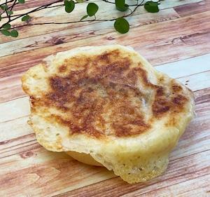 クリームチーズと胡桃のパリチー