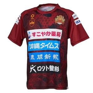 【受注生産】2021オーセンティック プラクティスシャツ カラー:バーガンディ