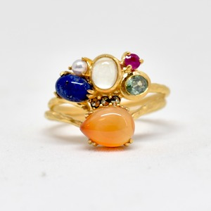 stack ring   Giardinetti