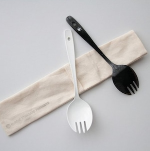 GLOCAL STANDARD PRODUCTS (グローカルスタンダードプロダクツ) TSUBAME (ツバメ) SPORK (ツバメ スポーク) 先割れスプーン