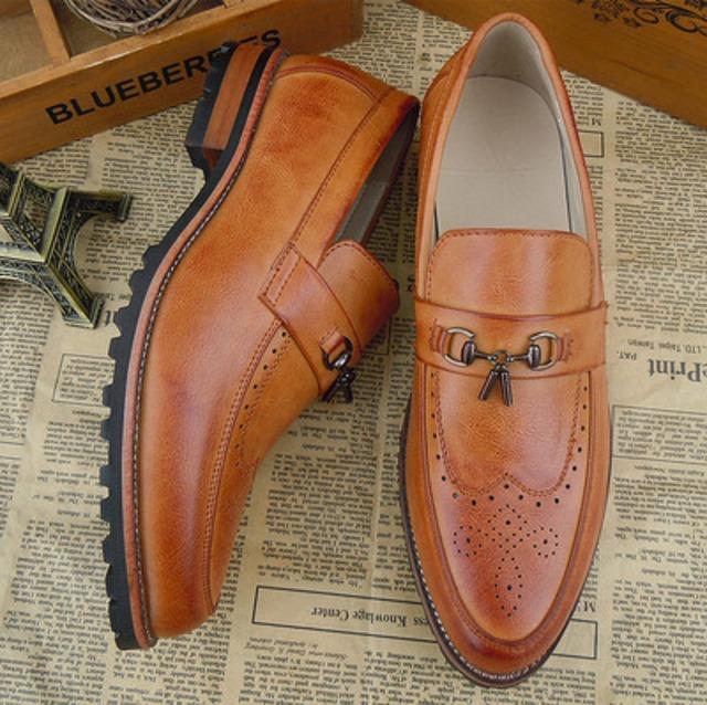 ビジネスシューズ メンズ レザー 本革 ウォーキングシューズ ブーツ 大人 軽量 紳shs-29