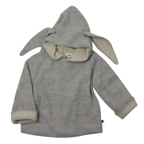 Oeuf Rabbit Hoodie