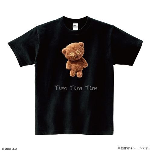 Tシャツ/ミニオン(Tim ブラック)【MINIONS POP UP STORE 限定】