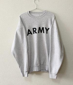 USED ARMY SWEAT SHIRT