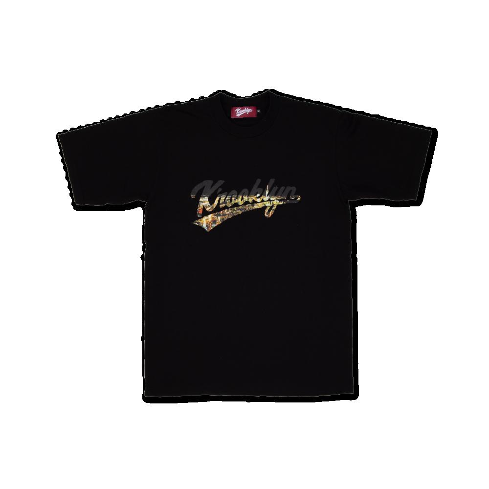 "Logo T-Shirt ""EMPIRE"" - Black"
