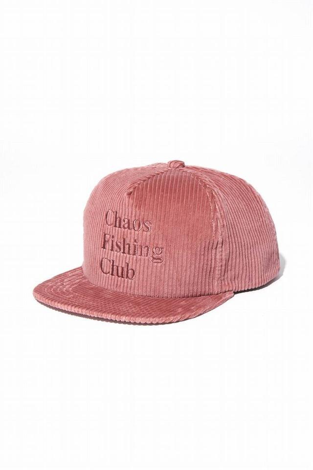 【Chaos Fishing Club】LOGO CORDUROY CAP