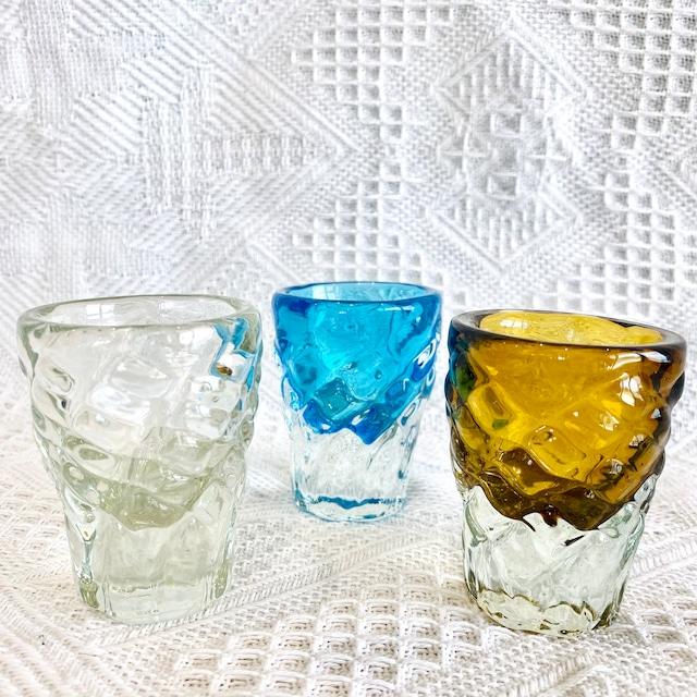 『ガラス工房清天』コーングラス