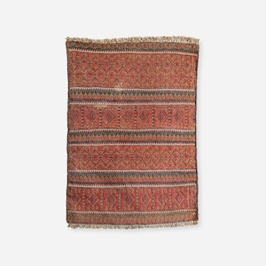 ヴィンテージ ブーラフィー族 キリム 75×52cm