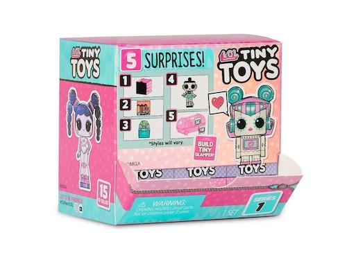 LOLサプライズ Tiny Toys