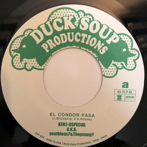 KEN2-DSPECIAL - El Condor Pasa【7-20376】