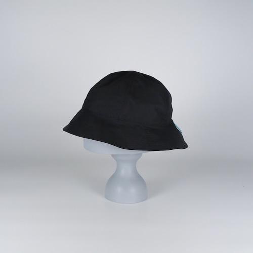 AW21-BD-3 TF Draw Metro Hat - BLK