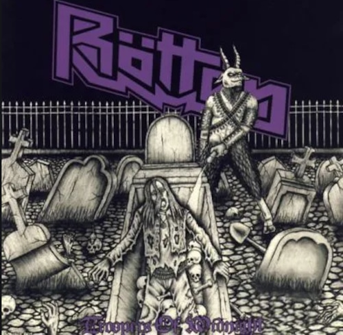 """ROTTEN """"Troopers of Midnight"""" (輸入盤)"""
