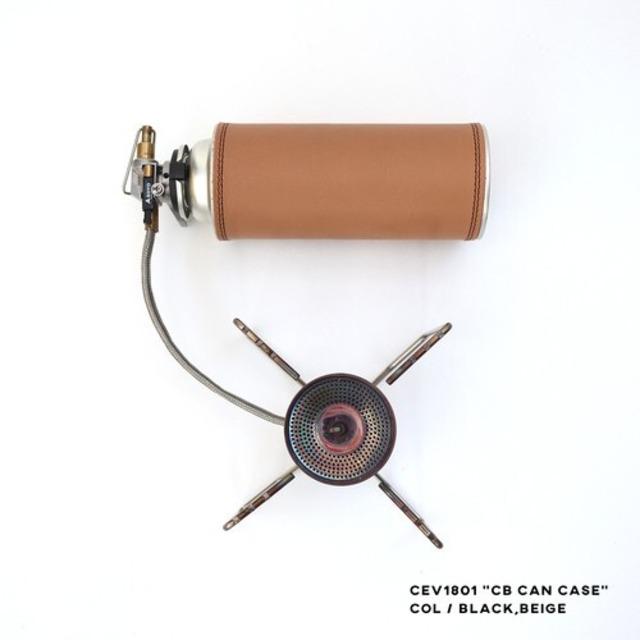 C&CPH CB缶ケース(スコッチガード防水レザー)