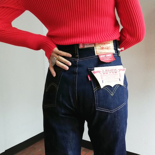 LEVI'S® VINTAGE CLOTHING(LVC 701 1950モデル リジッド )
