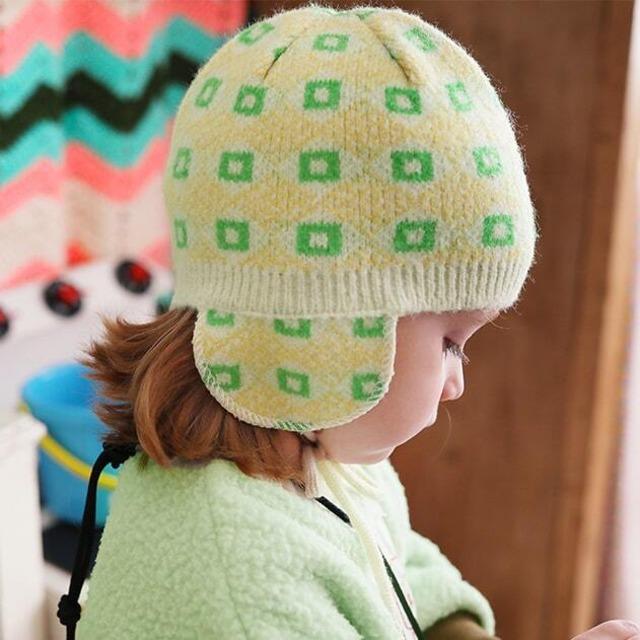 «先行予約割引»«Mardi Amber» Fauchon Beanie フォションニット帽