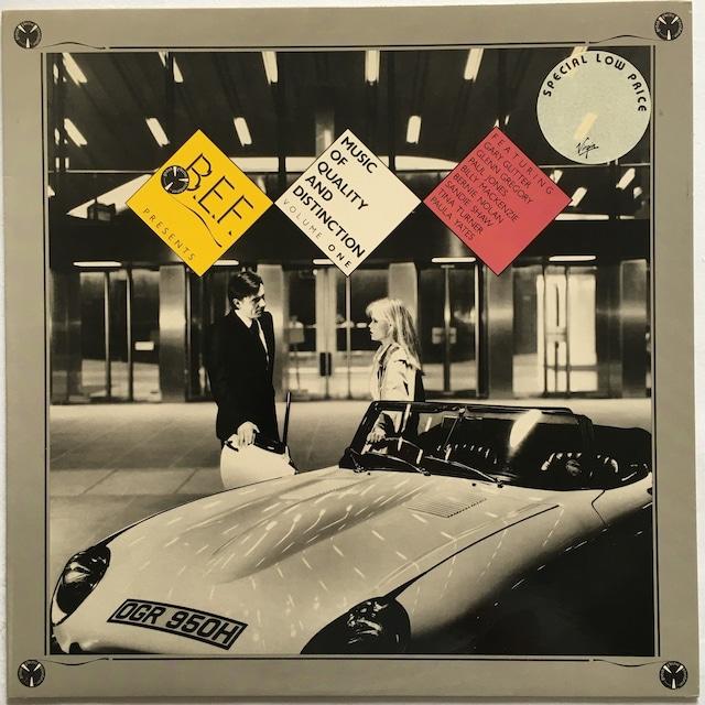 【LP・英盤】BEF (British Electric Foundation)  / Music Of Quality & Distinction Volume One