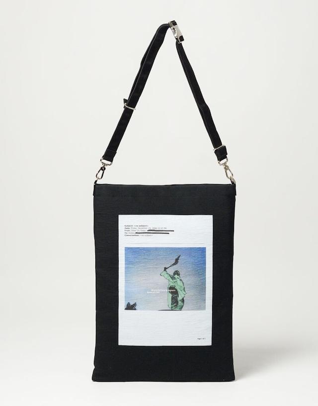 【ALMOSTBLACK】Shoulder Bag