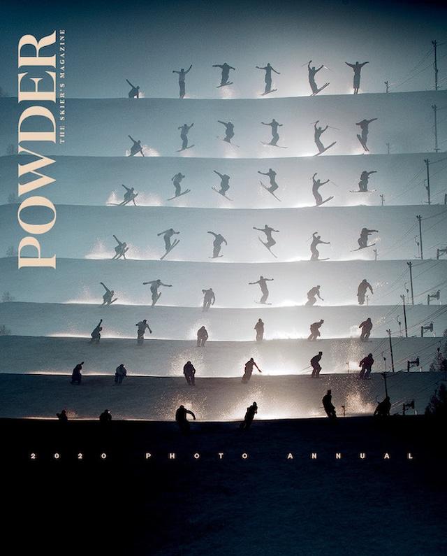 POWDER 2020年1月号(スキー雑誌)