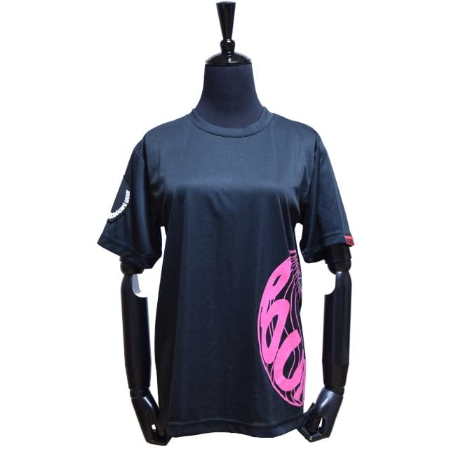 ロゴプリントTシャツ【ピンク】
