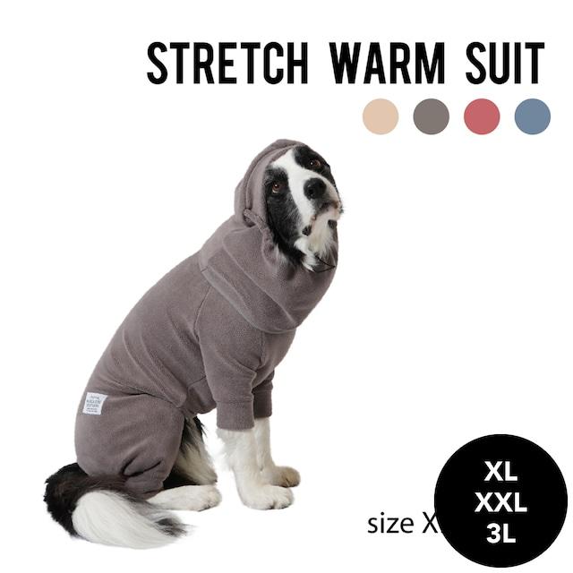 Mandarine brothers(マンダリンブラザーズ)STRETCH WARM SUITS ストレッチウォームスーツ XL ,XXL ,3Lサイズ