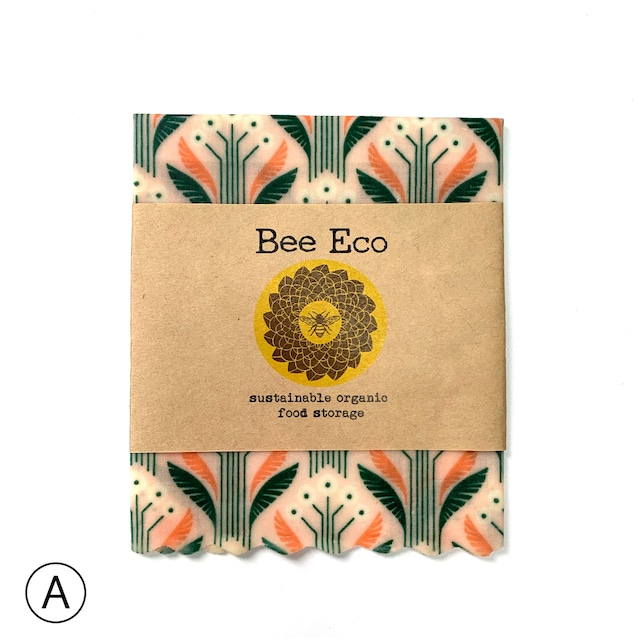 Bee Eco Wrap(ビーエコラップ) Sサイズ約18㎝×18㎝