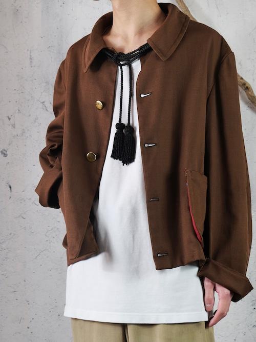 old robe remake jacket