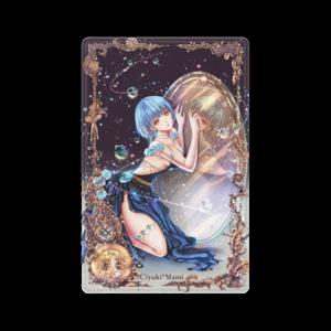 オリジナル名刺入れ【星之物語-Star Story- 双子座-Gemini-】 / yuki*Mami