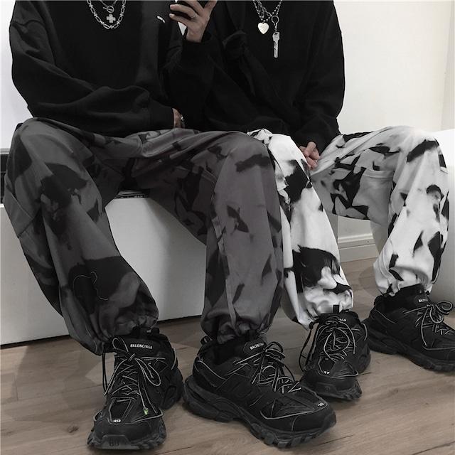 【ボトムス】ストリート系ファッションカジュアル通勤クールパンツ42907767