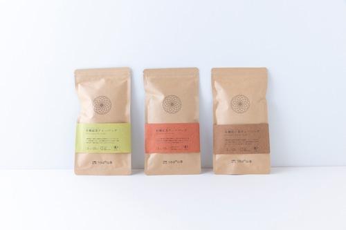 新川製茶 有機茶(緑茶/焙じ茶/紅茶)ティーバッグ