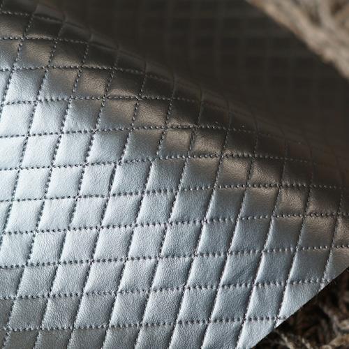 ダイヤ柄 キルト調 合成皮革 レザー シート 生地