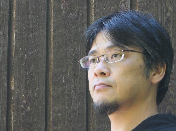 渡邊琢磨「ツートーンマグカップ青」(w-18)