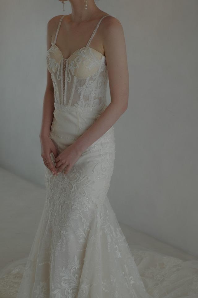 Wedding Dress/rental/Mermaid /DR6005