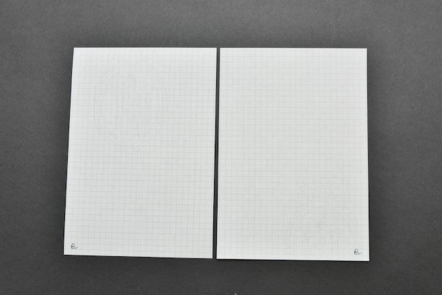 オリジナルリングノート詰め替え用リフィル(格子)