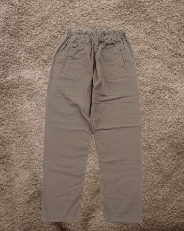 "EACHTIME. Easy Pants ""Vintage Flannel"" Beige"