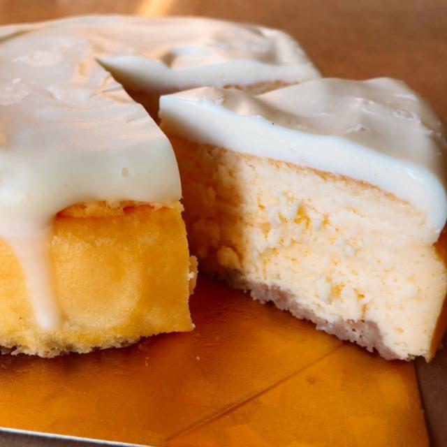 シンプルチーズケーキ  18㎝