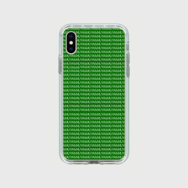 UYAMA iPhone ハードケース 緑