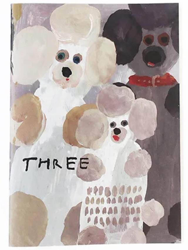 【Mogu Takahashi】ZINE-THREE