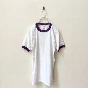 RUSSELL ラッセルアスレチック 90年代 USA製 デッドストック リンガーTシャツ