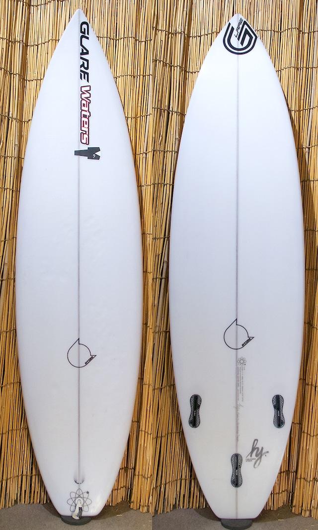 ATOM Surfboard Latest 5'11″ USED アトムサーフボード