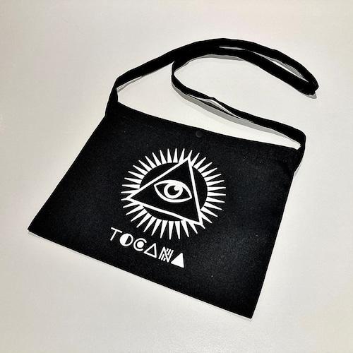 TOCANAオリジナルサコッシュ【送料無料】