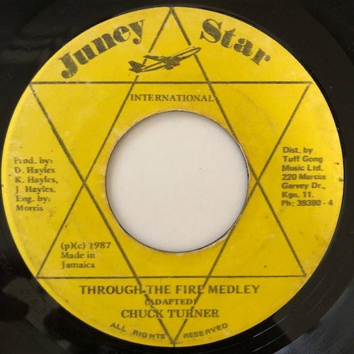Chuck Turner - Through the Fire Medley【7-20687】