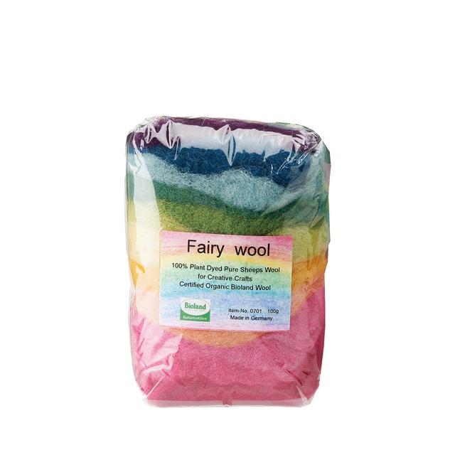 ボレ 草木染め羊毛セット カラー 50g