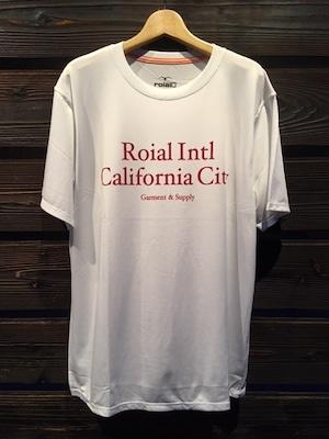 ROIAL  SENTRY  R001MRG02  White Mサイズ