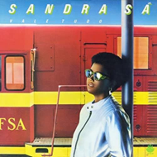 【ラスト1/LP】SANDRA DE SA - VALE TUDO