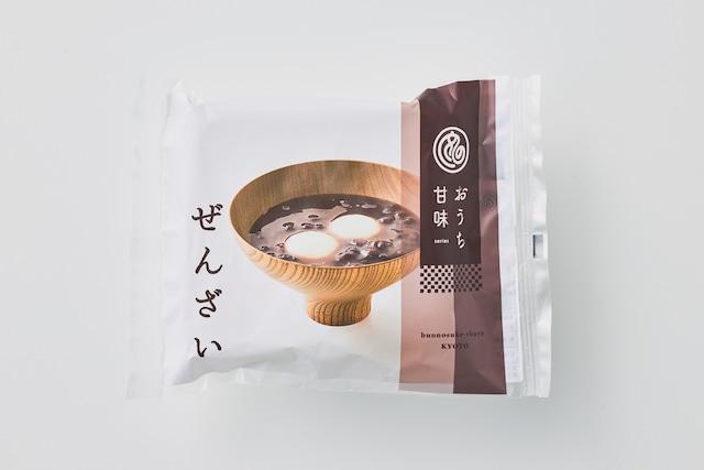 おうち甘味 ぜんざい(餅付き)