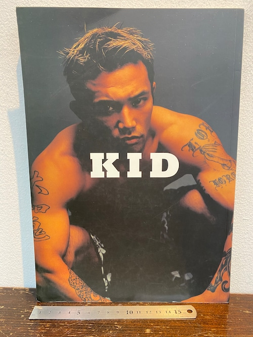"KID    山本""KID""徳郁 Photo Book"