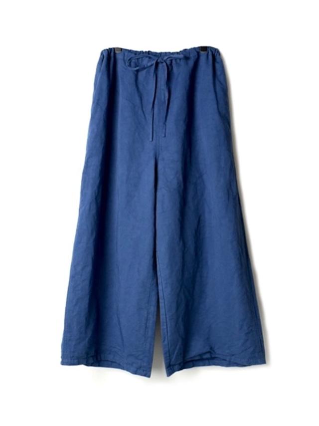 【HTS】COTTON LINEN EASY PANTS