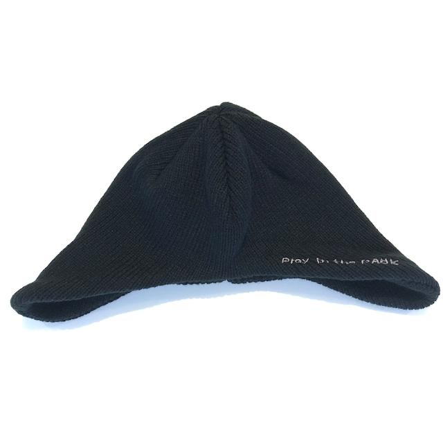 【21AW】THE PARK SHOP(ザ・パークショップ)parkboy beanie (KIDS )gray 帽子