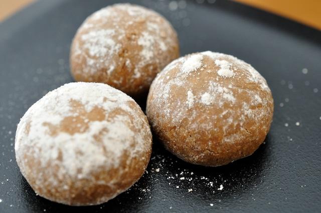 おからのほろほろクッキー 抹茶