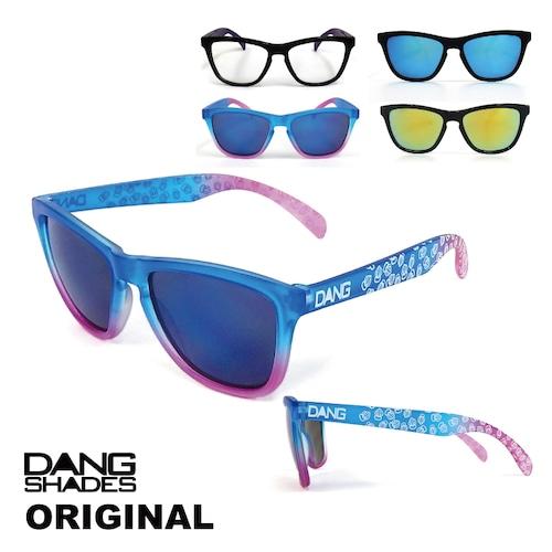 DANG SHADES (ダン・シェイディーズ) ORIGINAL (オリジナル) サングラス ケース 付属 original2 アウトドア ユニセックス メンズ レディース キャンプ ウィンター スポーツ スノボ スキー 紫外線 メガネ 眼鏡 グラス おしゃれ かっこいい カラー ライト 運転 ドライブ
